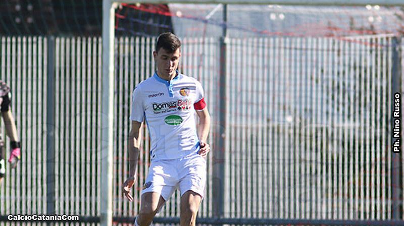 Samuele Bonaccorsi, centrale difensivo classe '98, tre gol stagionali per lui, oltre i due rigori della semifinale di ieri