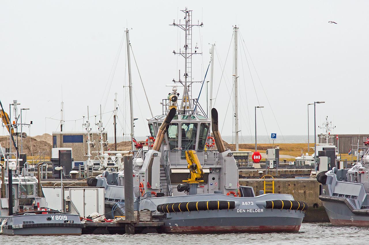 Zuiderzee - A873