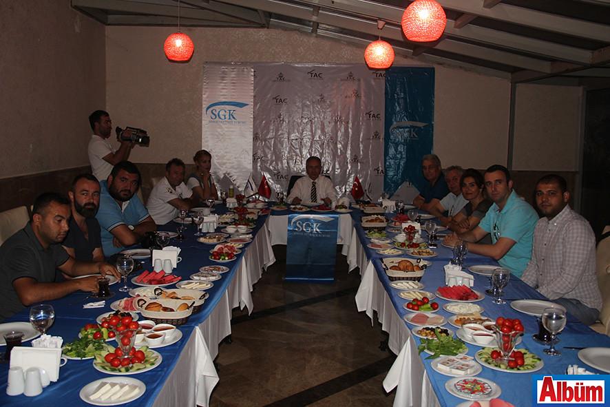 SGK Yapılandırmasına özel basın toplantısı 6