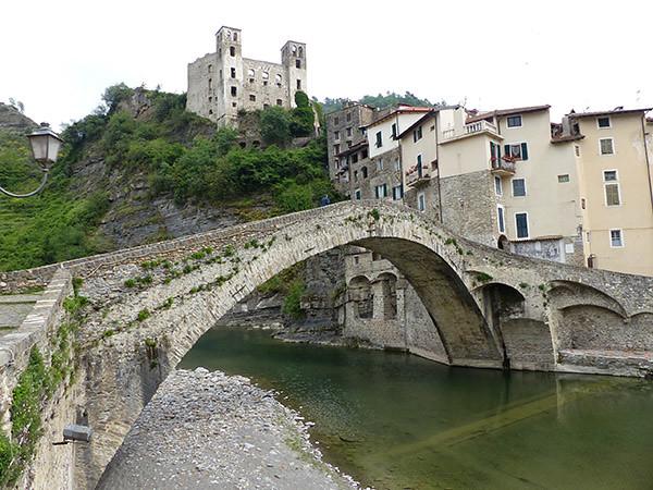 dolceaqua, le pont de Monet