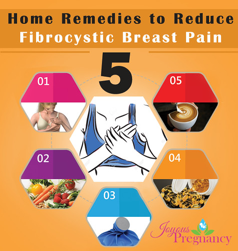 how to get rid of fibrocystic breast pain