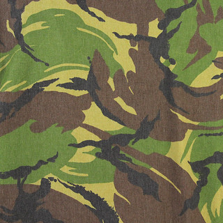 British Disruptive Pattern Material camouflage