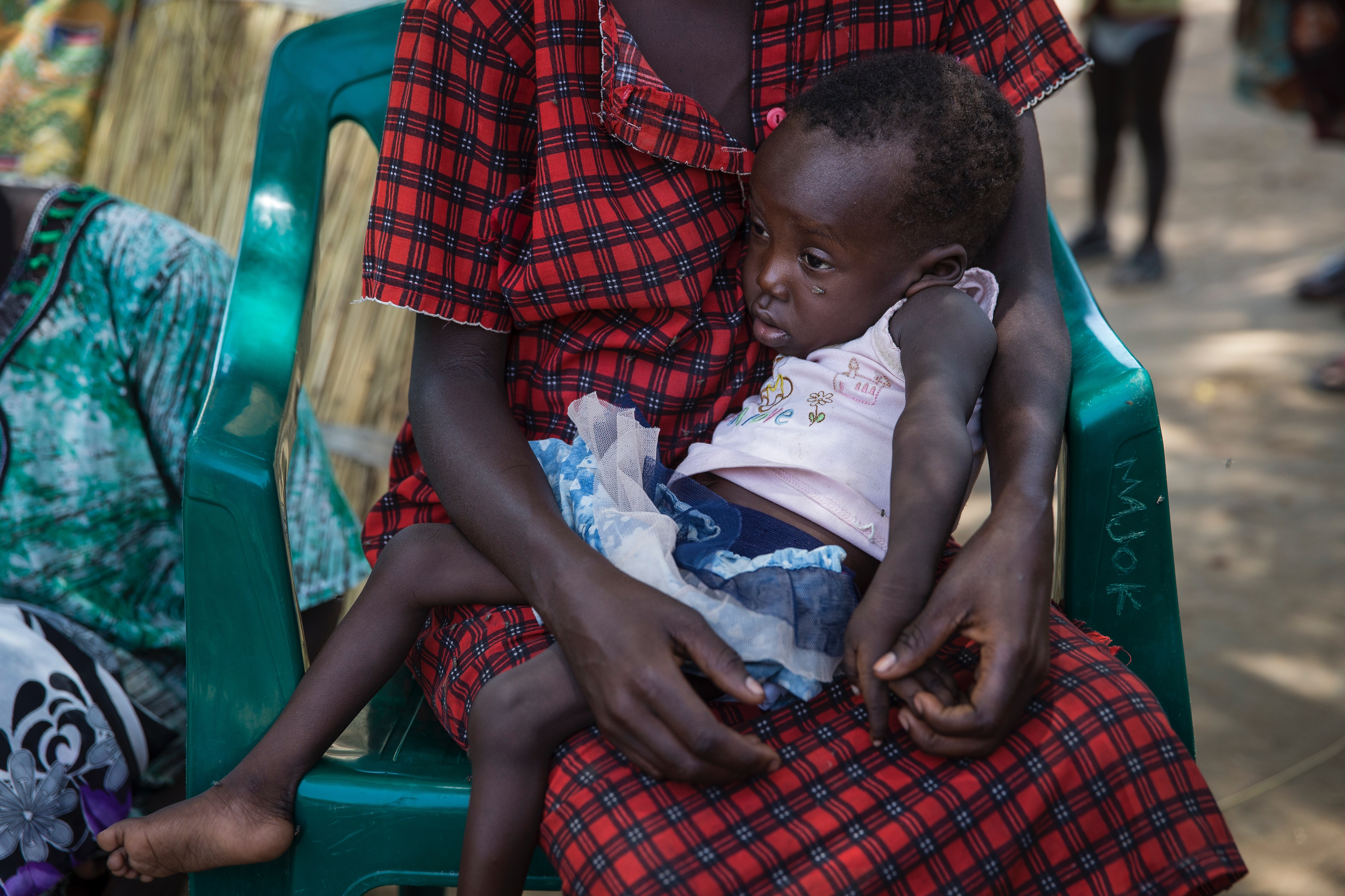 Hongersnood Zuid-Soedan in beeld