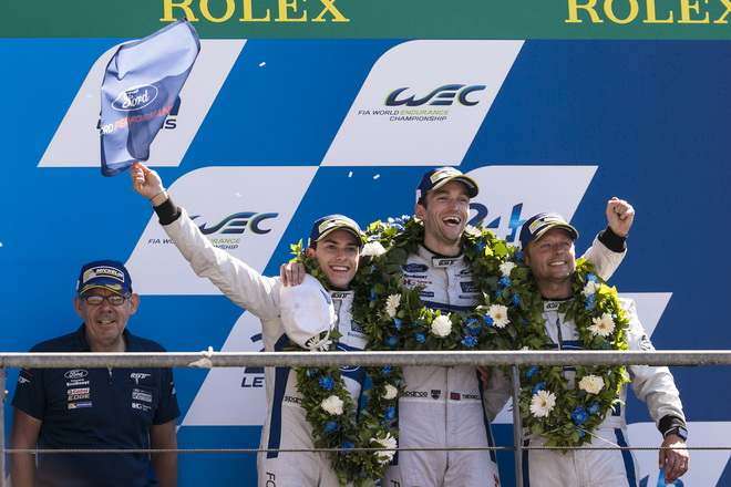 Ford GT Takes Second at 2017 Le Mans