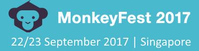 MonkeyFest 2017, Singapore