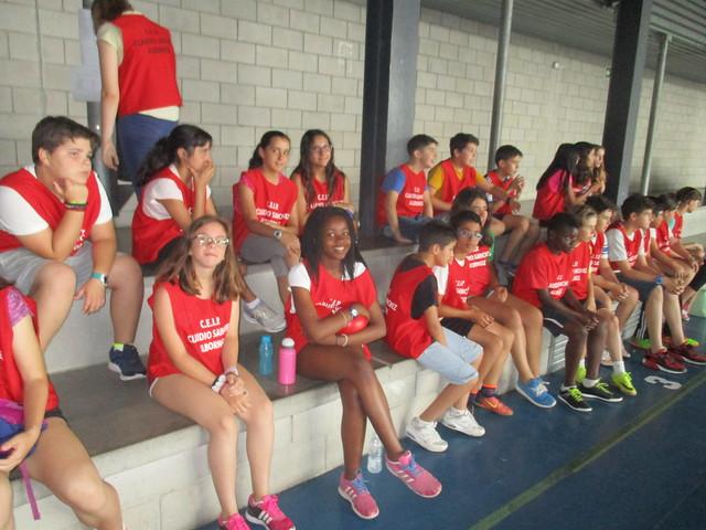 Encuentros Deportivos 6º - Tercer Trimestre - Curso 16/17