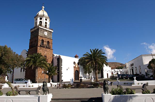 Tegueste, Lanzarote