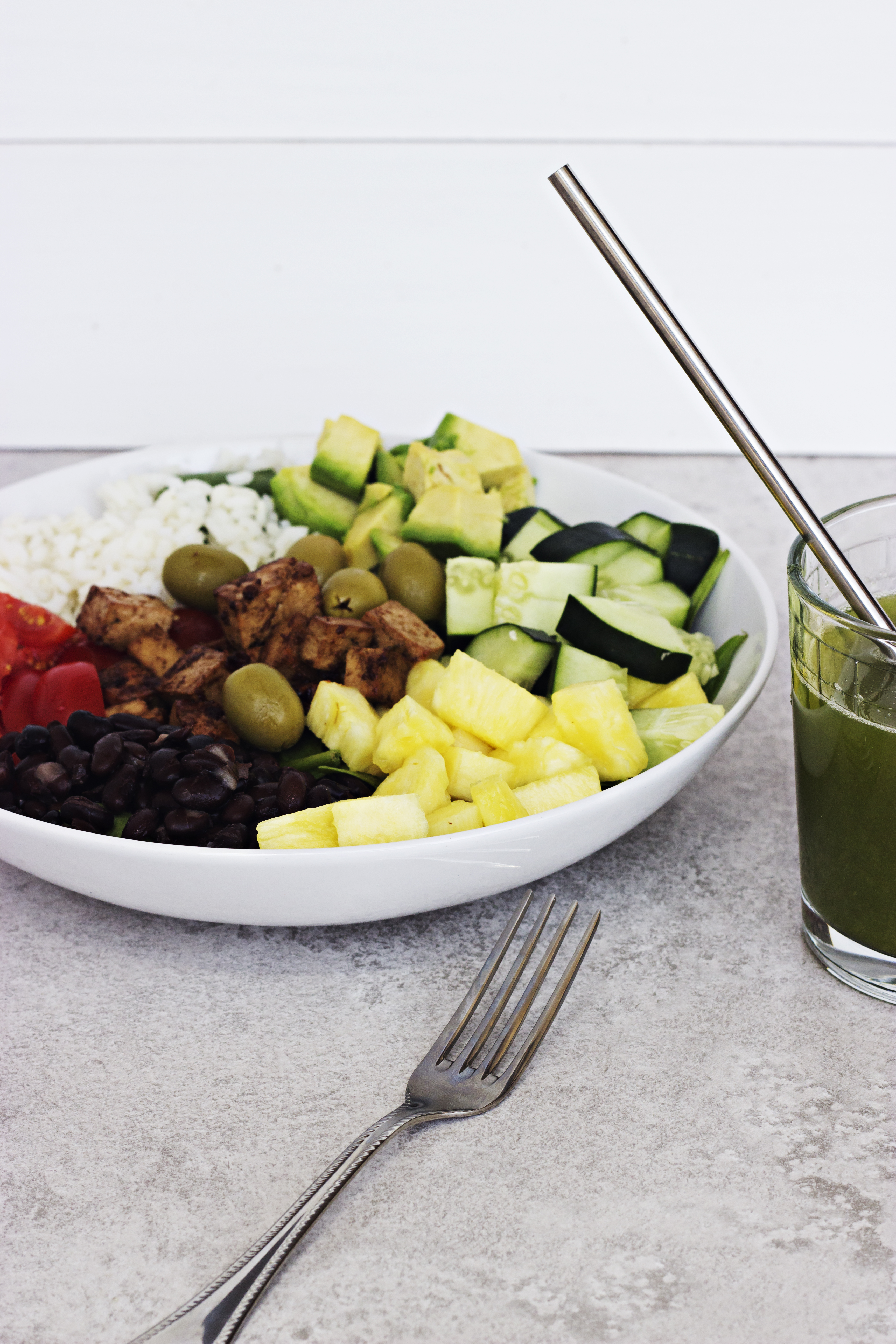 Buddha Bowl Simples / Simple Buddha Bowl