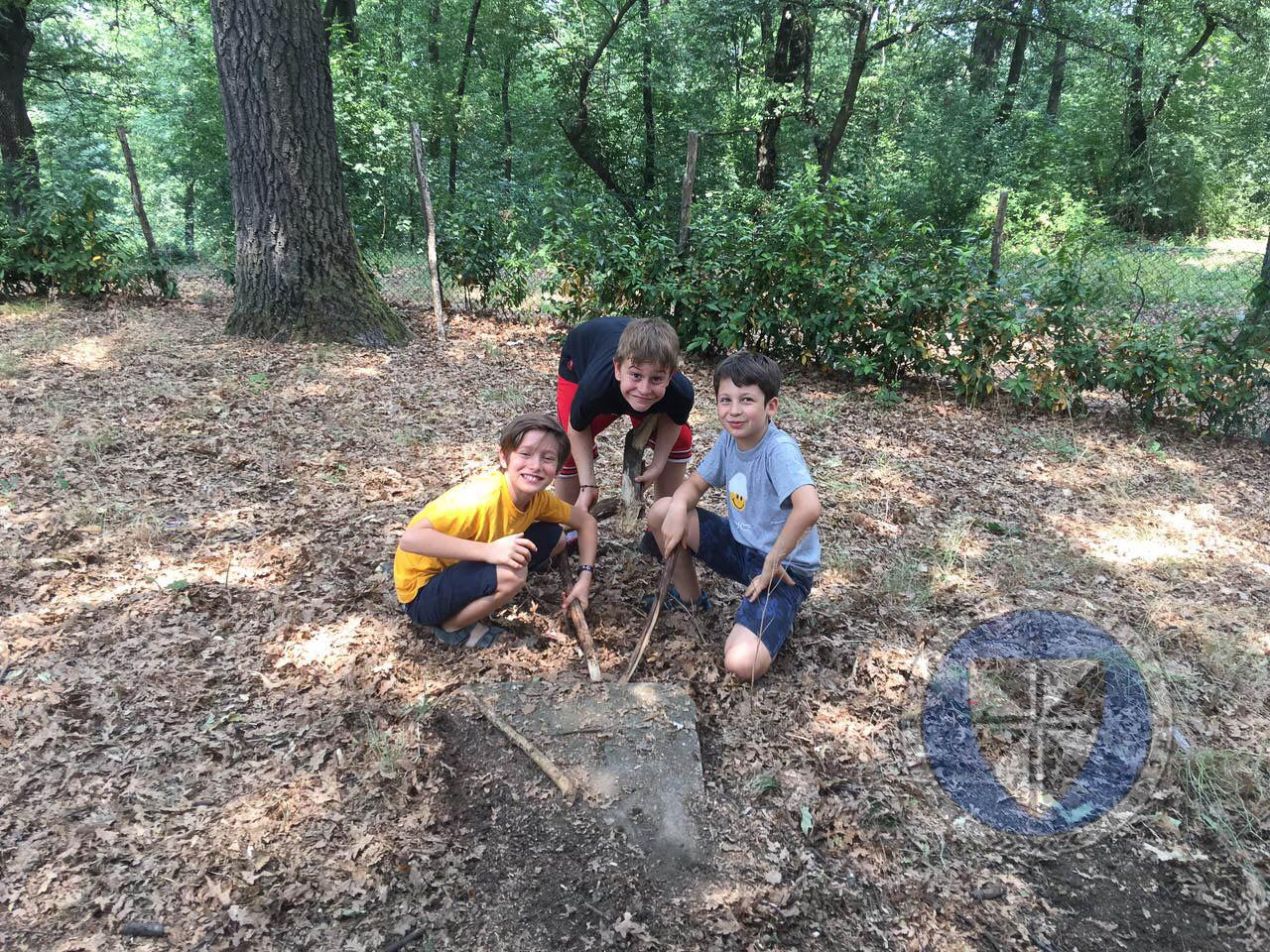 Summer Camp 2017 - 1st Week