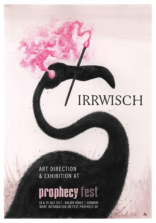 Irrwisch @Prophecy Fest 2017