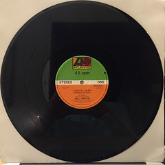 BILLY GRIFFIN:BELIEVE IT OR NOT(RECORD SIDE-A)