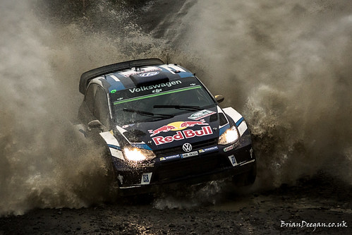 VW Polo WRC 16 | by Deego