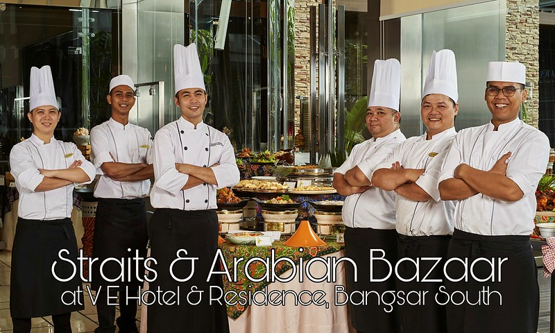 Straits & Arabian Bazaar at V E Hotel & Residence, Bangsar South