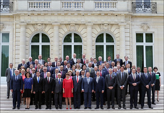 OECD MCM 2017: Ministerial Council Meeting (MCM): Family photo