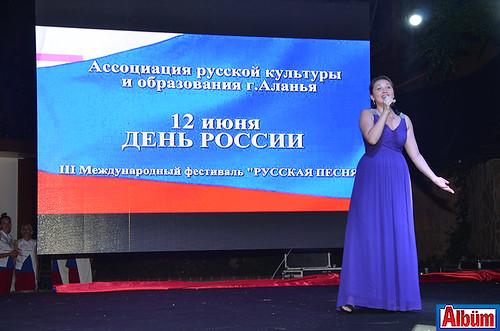 Rusya Eğitim ve Kültür Derneği Başkanı Ekaterina Gündüz