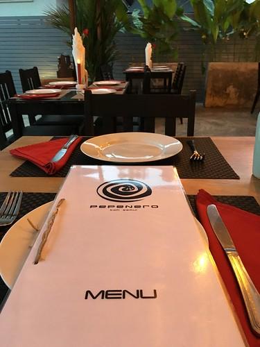サムイ島 イタリアンレストラン