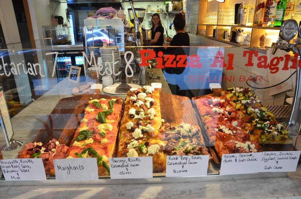 Pizza Al Taglio Villa Rosa