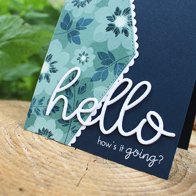 How's It Going Card 2