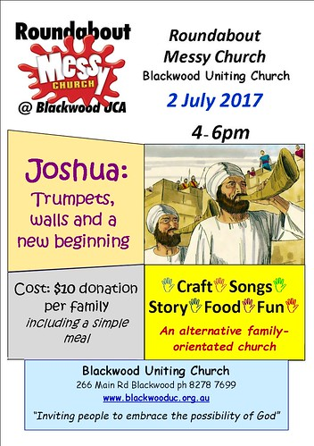 Messy Church - July 2017