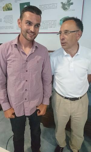 Francisco Canosa e Roberto Almuiña