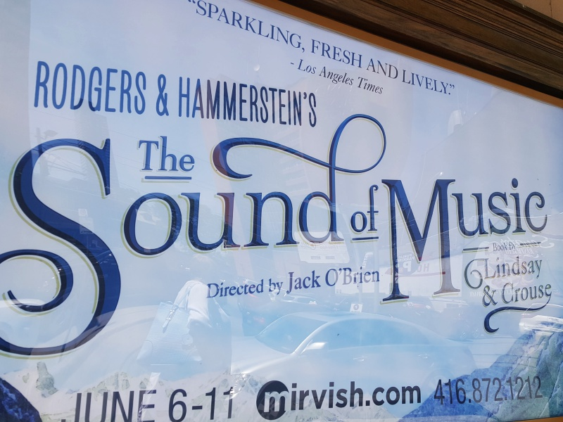 Sound of Music Toronto