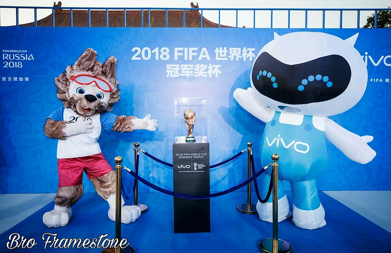 Vivo Official Sponsor FIFA World Cup