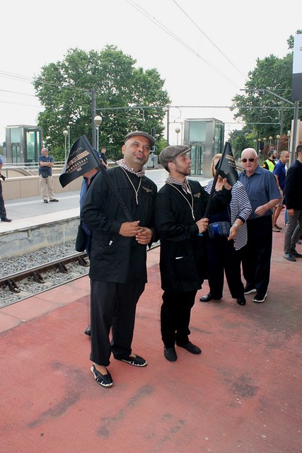 Tren historico de Montserrat