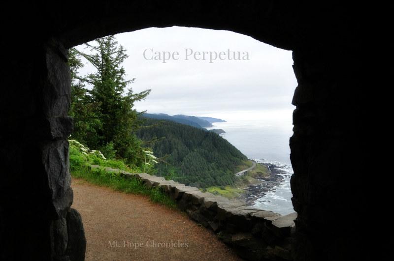 Cape Perpetua @ Mt. Hope Chronicles