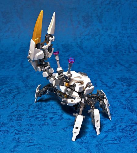 LEGO Mech Fiddler crab-01