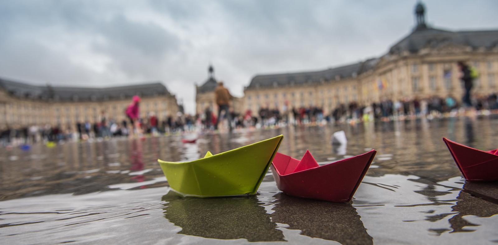 Le miroir magique bordeaux f te le fleuve 2017 flickr for Le miroir magique