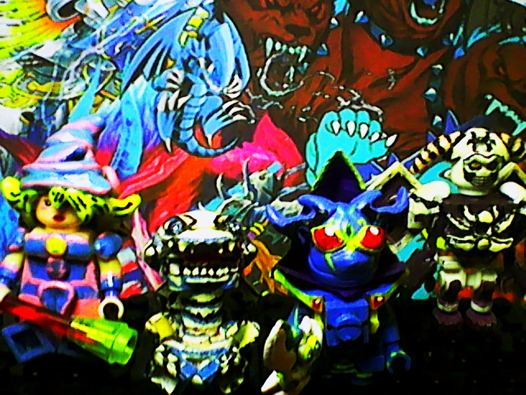 my yugioh toon monsters from left to right toon dark mag u2026 flickr