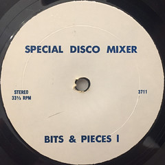 V.A.:BITS & PIECES 1(LABEL SIDE-B)