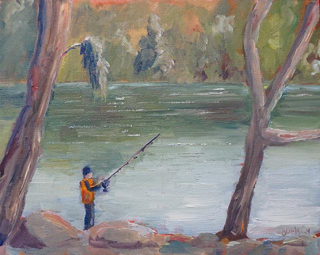 LGPA Vasona fishing oil