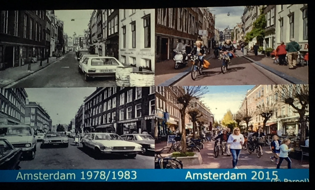 Amsterdam before + after