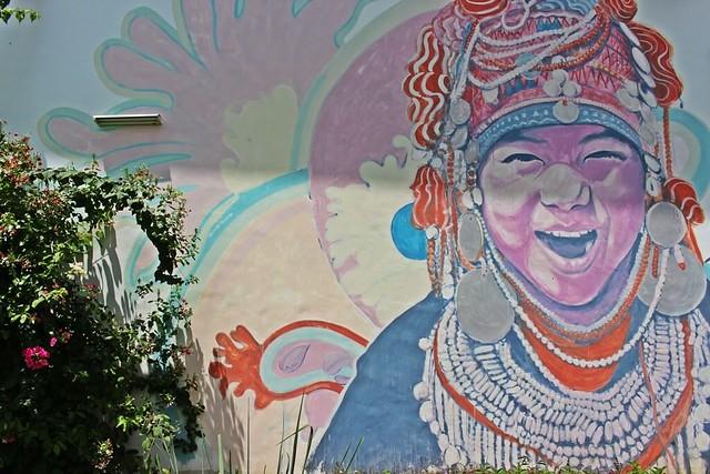 Chiangmai Street Art