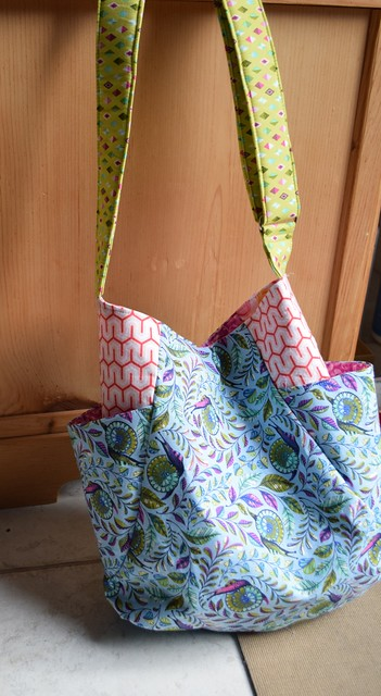 finished purse up