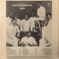 THE WATTS 103RD STREET RHYTHM BAND:TOGETHER(JACKET B)