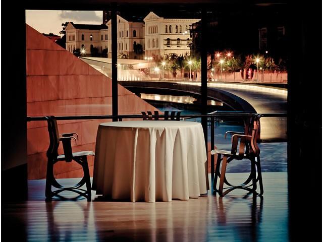 Charlas gastronómicas en Museo Guggenheim