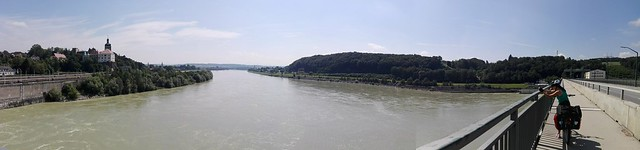 Donau bridge
