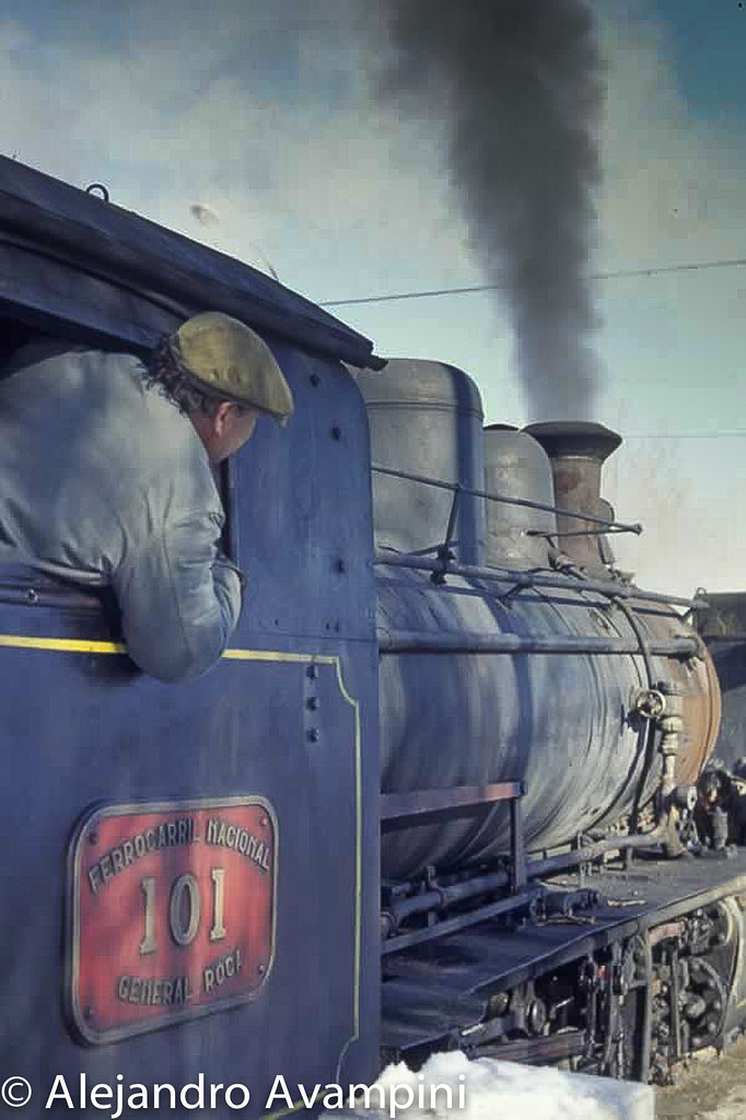 La Trochita Tren De Trocha Angosta