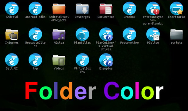 Foldercolor-texto