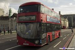 Wrightbus NRM NBFL - LTZ 1126 - LT126 - Shepherd's Bush 148 - RATP London United - London 2017 - Steven Gray - IMG_8446