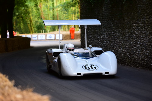 Chaparral-Chevrolet 2E, Goodwood Festival of Speed 2017