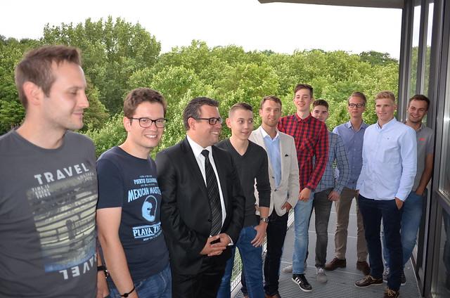 Neumitgliedertreffen in Alsdorf am 27.06.2017