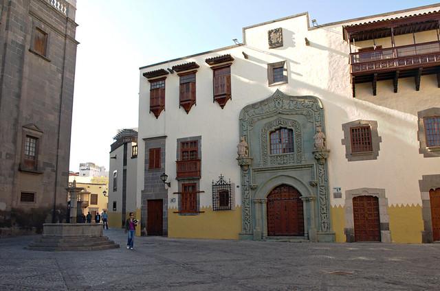 Casa de Colón, Vuegueta, Las Palmas de Gran Canaria