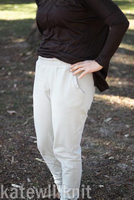 katewillknit | Hudson Pants waistband visible