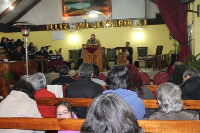 Primera visita de Superintendente en la IMPCH Presidente Bulnes-Hualpén