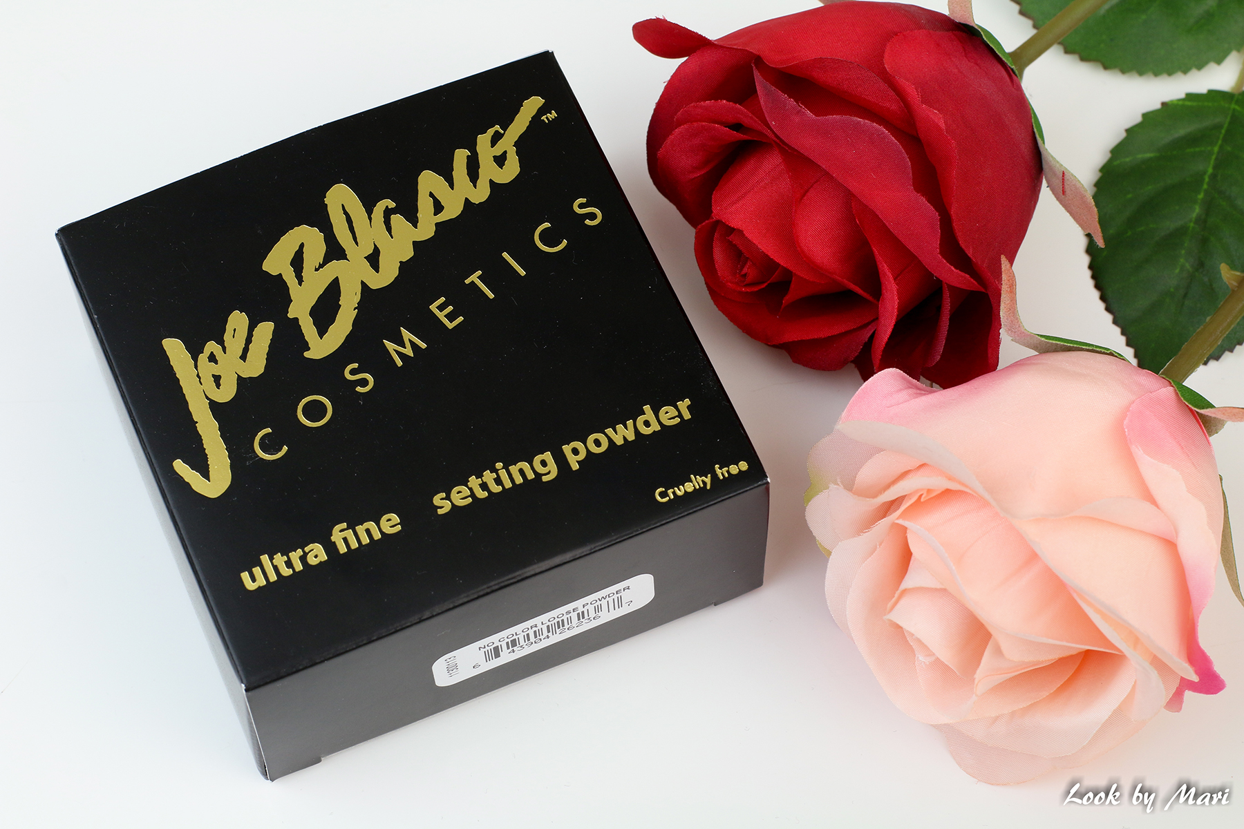 16 joe blasco ultra fine setting powder review swatches is it good