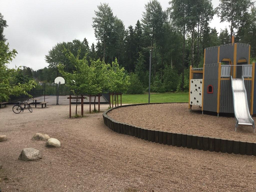 Kuva toimipisteestä: Ymmerstanmäki / Lähiliikuntapaikka