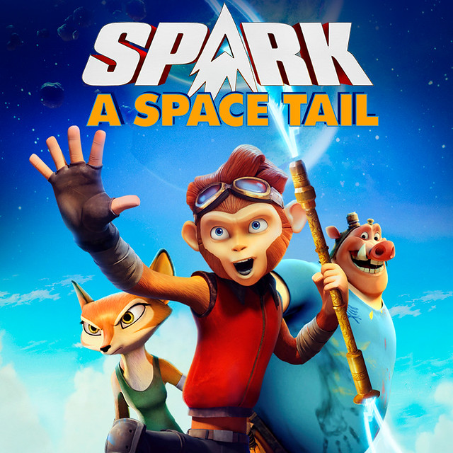 Spark (Spark: A Space Tail)